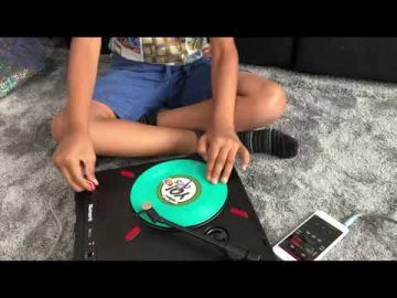 DJ Mango DMC Portablist UK Entry 2019 (7 Years Old)