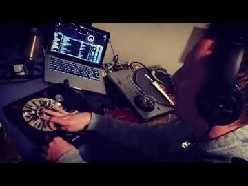 DJ Koncept DMC Portablist Battle entry
